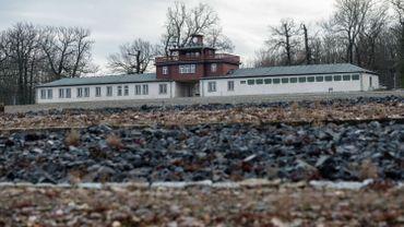 Mémorial du camp nazi de Buchenwald: des promeneurs y font de la luge, dénonce la direction