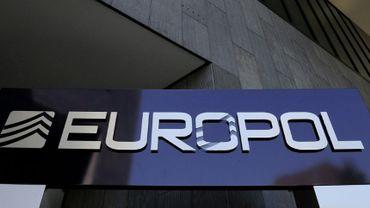 Le siège d'Europol à La Haye, le 1er juillet 2011