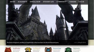 """""""Hogwarts Is Here"""", une école virtuelle de magie conçue par les fans de Harry Potter"""