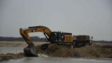 Le Zwin s'accroît de 120 hectares grâce au percement de l'Internationale Dijk