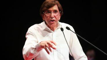 Elio Di Rupo sera bourgmestre de Mons s'il totalise le plus de voix