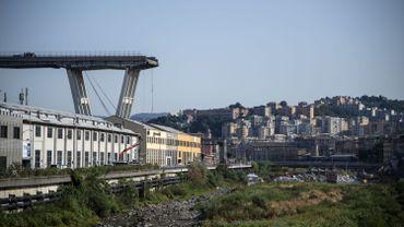 Drame de Gênes : Trois autres victimes retrouvées, le bilan grimpe à 41 morts