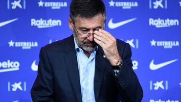 FC Barcelone : Bartomeu, ancien président du club, remis en liberté provisoire