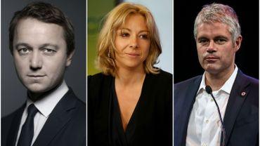 """Le principal parti français de droite et d'opposition """"Les Républicains"""" se choisit dimanche un nouveau président"""