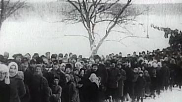 Goulag, camps répressifs soviétiques