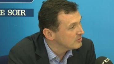 """Karl Vanlouwe (N-VA): """"Bruxelles n'est pas une région à part entière. C'est une ville région"""""""