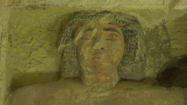"""Une tombe de plus de 4400 ans """"exceptionnellement bien conservée"""" découverte en Egypte"""