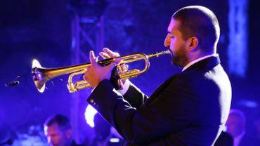 Ibrahim Maalouf, né le 5 novembre 1980 à Beyrouth, est un trompettiste et pianiste franco-libanais