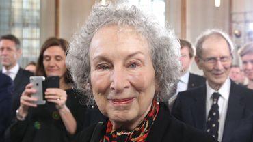L'auteure canadienne Margaret Atwood.