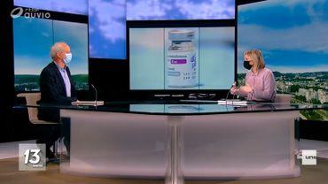 Parler de la vaccination contre le coronavirus au journal télévisé: en bien ou en mal?