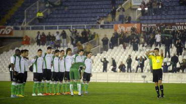 Les joueurs de Santander refusent de jouer en Coupe