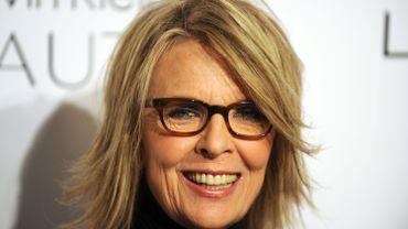 """L'actrice américaine Diane Keaton rejoint le casting de la série """"The Young Pope"""""""