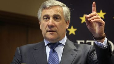 Nouveau président au parlement européen