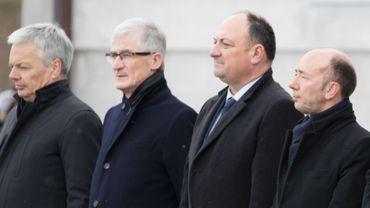 Les ministre présidents des entités fédérées sont en visite au Canada