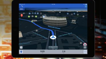 Le GPS de Sygic débarque sur l'Apple CarPlay