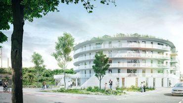 Un nouveau centre social et de santé à Anderlecht