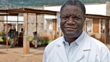 """Le travail du Dr Denis Mukwege a fait l'objet d'un documentaire """"l'homme qui répare les femmes""""."""
