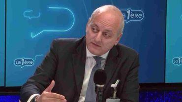 Joël Rubinfeld, président de la Ligue belge contre l'antisémitisme