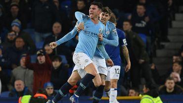 Man City s'impose à Everton et met la pression sur Liverpool, KDB monte en fin de match