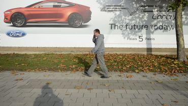 Ford Genk: le travail reprend dans l'usine automobile