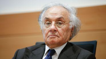 Jean-Pierre Mazery, ancien grand chancelier de l'Ordre de Malte