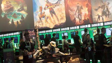 Gamescom: le salon du jeu vidéo qui attire les développeurs belges
