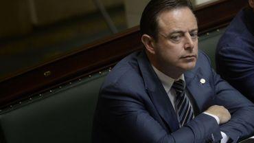 Selon le président des nationalistes flamands, il est apparu dès le premier jour pour son parti que les chiffres de l'accord n'étaient pas corrects