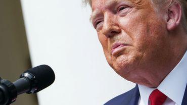 Mort de George Floyd: Donald Trump ordonne le retrait de la Garde nationale de Washington