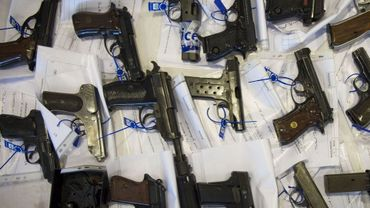 L'an dernier, dans la capitale, la police a dressé 2520 PV pour détention illégale d'armes et explosifs.