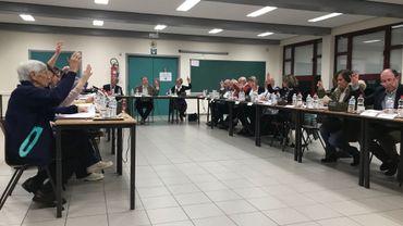Grez-Doiceau: dernier conseil communal dans une ambiance post-électorale