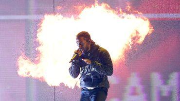 Kendrick Lamar se produira au festivalRock Werchter l'année prochaine.