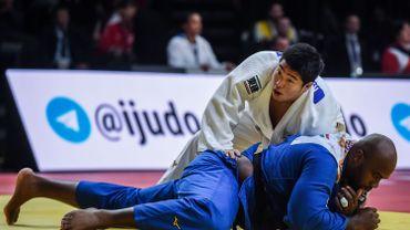 Kokoro Kageura, tombeur de Teddy Riner, absent de la sélection du Japon pour les JO