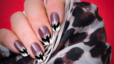 Un nail art terrifiant pour Halloween