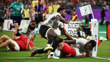 Le pays de Galles et l'Australie en quarts de finale