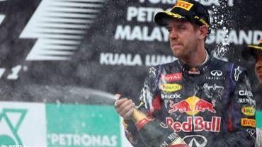 """Vettel : """"C'était chaud !"""""""