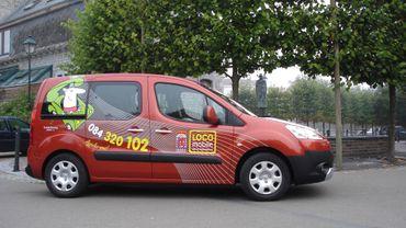 "La Locomobile, le ""Taxi Social"" de notre province, s'adapte au Coronavirus"