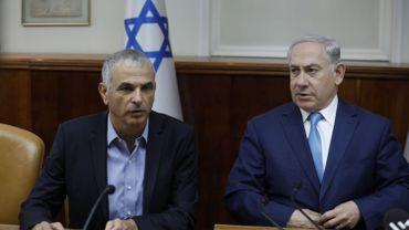 "Transfert d'ambassade à Jérusalem: Israël en ""contact"" avec au moins 10 pays"