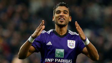 Football: Ronald Vargas en février 2014