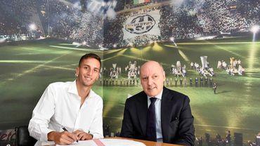 Bentancur s'engage jusqu'en 2022 avec la Juve