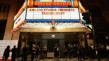 """Amazon, qui s'est également lancé dans la production pour la télévision il y a quelques mois, a vu sa série """"Transparent"""" remporter le Golden Globe de la meilleure série"""