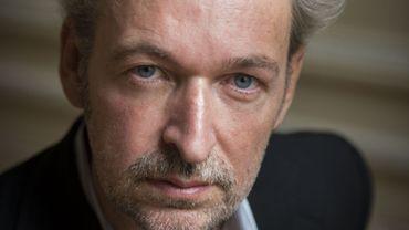 """Eric Reinhardt, auteur de """"L'amour et les forêts"""""""