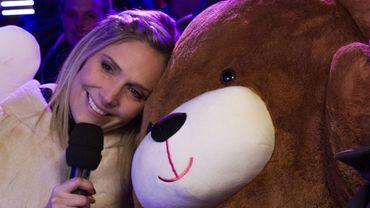 Anne-Laure Macq et Big Teddy!