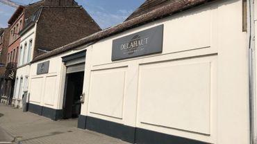 Namur: l'entrepôt des Cafés Delahaut à la rue Général Michel va déménager dans un an au zoning Ecolys à Rhisnes. Le torréfacteur namurois va investir quatre millions et demi d'euros dans son nouveau bâtiment.