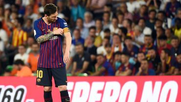 Messi reste le capitaine du FC Barcelone