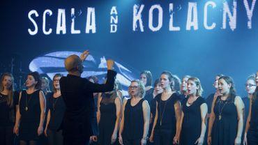 La chorale féminine Scala part à la conquête de la Chine