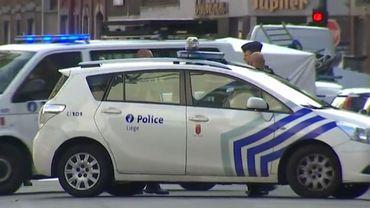 L'agent avait été grièvement blessé à la tête lors d'une intervention le 9 septembre dernier, rue de Visé, à Liège