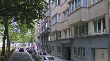 Le 347 de l'avenue Louise a abrité durant la seconde guerre mondiale le siège de la Gestapo.