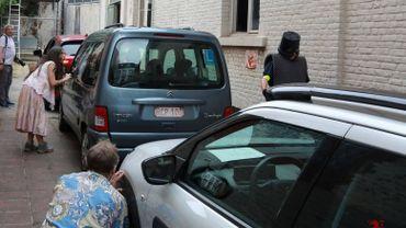 Liège: un drive-in théâtral à la Courte Echelle