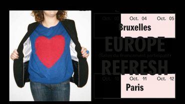 Le salon Europe Refresh se tiendra du 3 au 5 octobre aux Halles de Schaerbeek