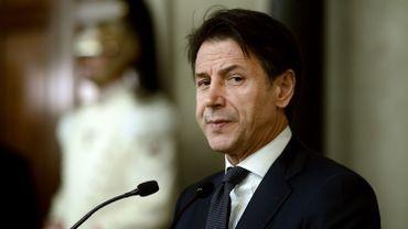 Accueil des migrants: Giuseppe Conte veut renégocier le règlement européen de Dublin